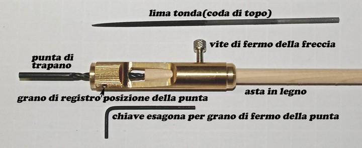 macchinetta-cocche-frecce-in-legno